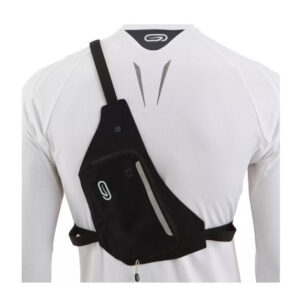Túi chạy bộ đeo 2 kiểu - Đen 009